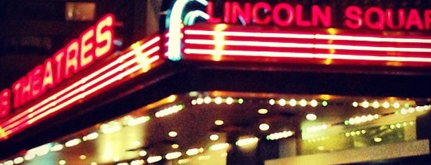 AMC Loews Lincoln Square 13 is one of Zoetrope ( Worldwide ).