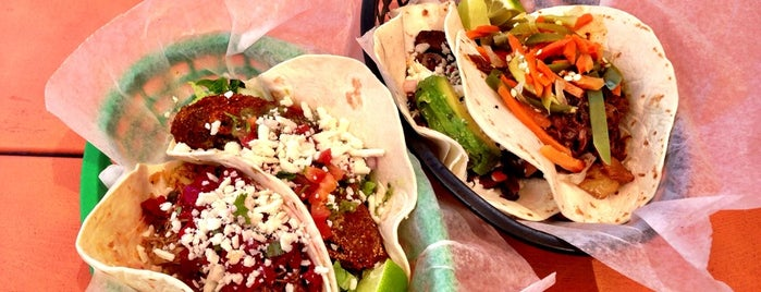 Big Truck Tacos is one of The 15 Best Hipster Places in Oklahoma City.