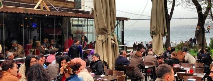 İskele Çınaraltı Aile Çay Bahçesi is one of Kahve & Çay.