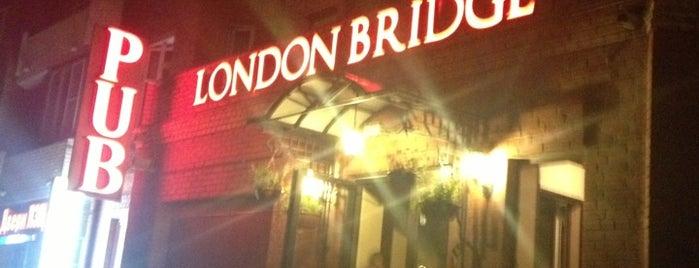 London Bridge Pub is one of Бары-пабы-кабаки.