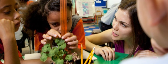 Teach For America is one of 25 Great Non-Profits Tackling Big Issues in NYC.