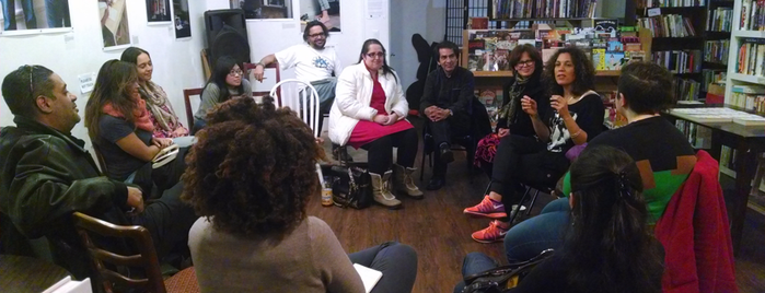 Word Up: Community Bookshop/Libreria is one of 25 Great Non-Profits Tackling Big Issues in NYC.