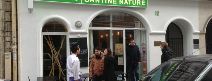 Supernature - Cantine is one of Brunchs.