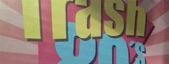 Trash 80's is one of Lugares que recomendo - SP.