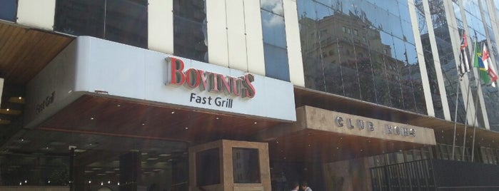 Bovinu's Fast Grill is one of Must-visit Food in São Paulo.