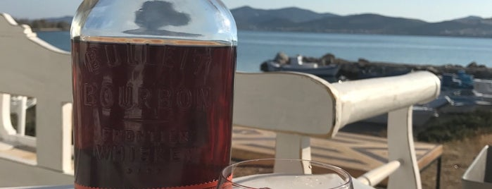 Thea Restaurant is one of Paros Top.