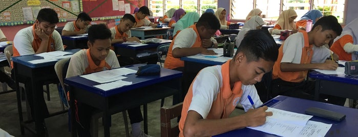 Sekolah Menengah Kebangsaan Sura is one of Learning Centers #2.