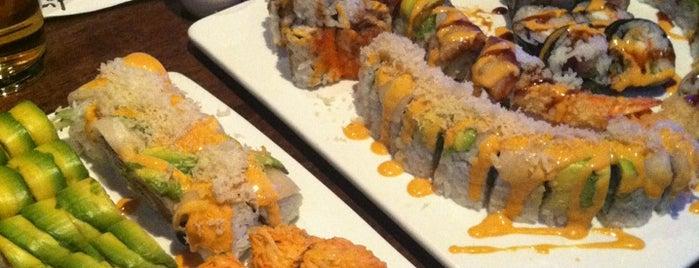 Kumo Sushi is one of 5-Block Food Radius from Greenwich Village Apt.