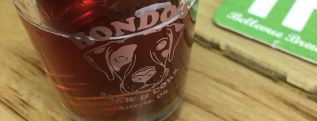 Hondo's Brew and Cork is one of Beer Tout la monde.