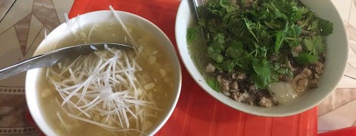 Bánh Đúc Hoè Nhai is one of Ăn vặt Hà Nội.