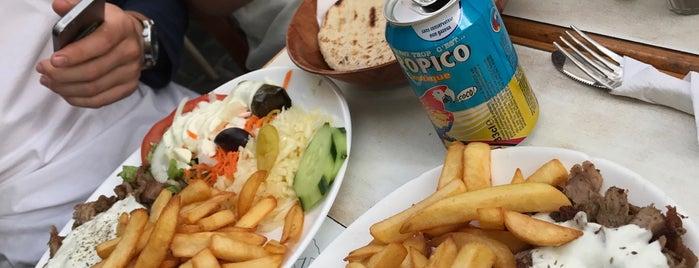 Mykonos is one of Favorite Food.