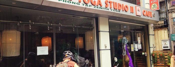 Zenith Café & Yoga is one of Vietnam.