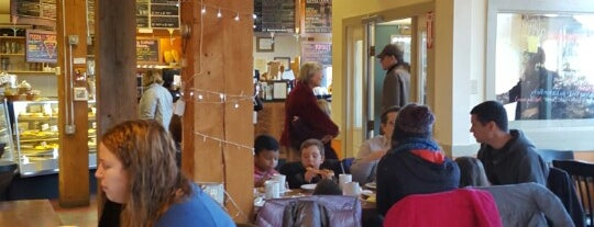 Bread Euphoria Cafe is one of Western Mass Faves.