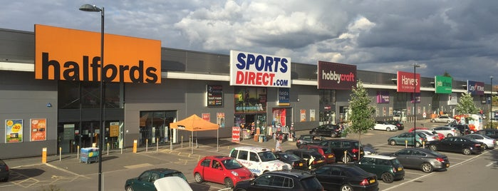 Cork Tree Retail Park is one of The Great Trees of London.