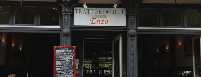 Trattoria Due da Enzo is one of Hamburg.