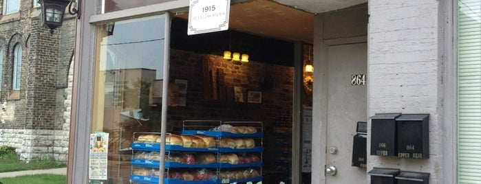 The Artisan Bakery is one of The Best of OEV.