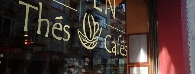 Eden is one of Nos adresses japonaises à Bruxelles.