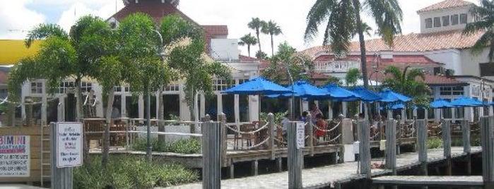 Bimini Boatyard Bar & Grill is one of New Times' Best Of Broward - Palm Beach - VMG.