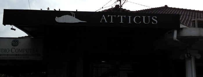 ATTICUS is one of Bandung ♥.
