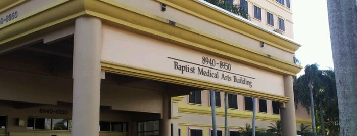 Baptist Medical Arts Center is one of Miami.