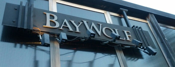 BayWolf Restaurant is one of SF Bib Gourmand 2011.