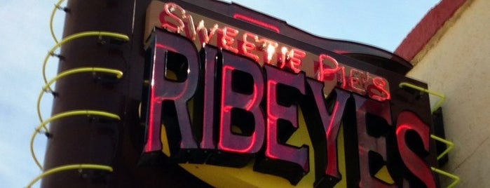 Sweetie Pie's Ribeyes is one of Places to Eat.