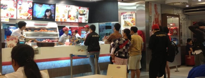 KFC is one of Red Rebellion.