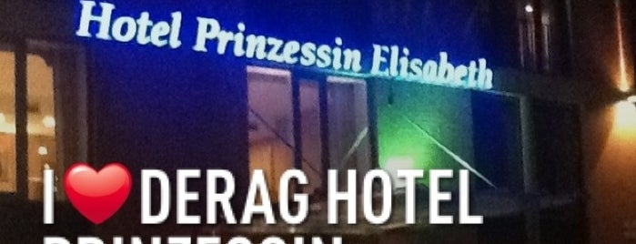 Derag Livinghotel Prinzessin Elisabeth is one of Hotels.