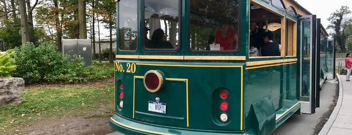 Niagara Scenic Trolley is one of Niagara Falls Trip.