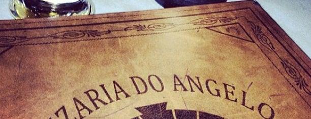 Pizzaria do Ângelo is one of Melhores da mooca....