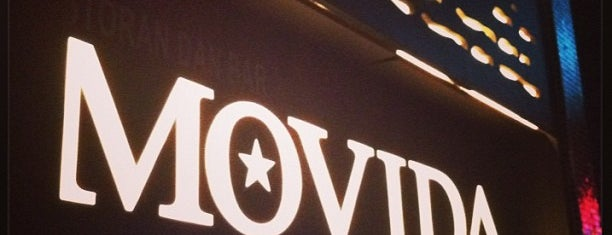 MOVIDA - Kitchen.Bar.Club Lounge is one of Must-visit Nightlife Spots in Kuala Lumpur.