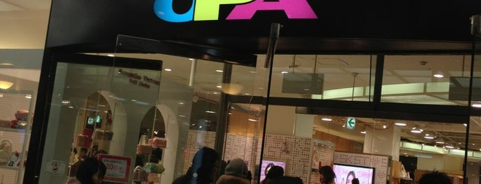 OPA is one of Mall in Kyoto.