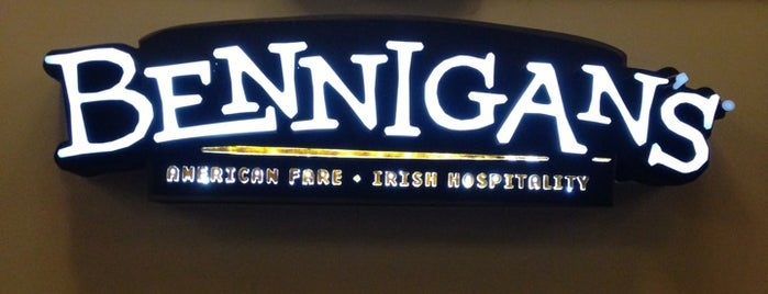 Bennigan's is one of Dubai Food 6.