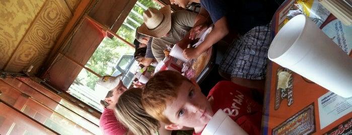 Granger & Sons BBQ is one of Cheap Lakeland Restaurants.