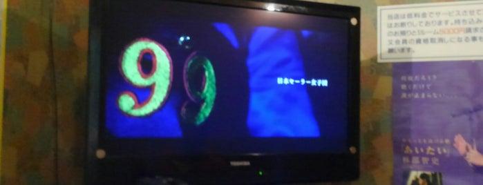 キャッツアイ ミュンヘン大橋店 is one of 楽.