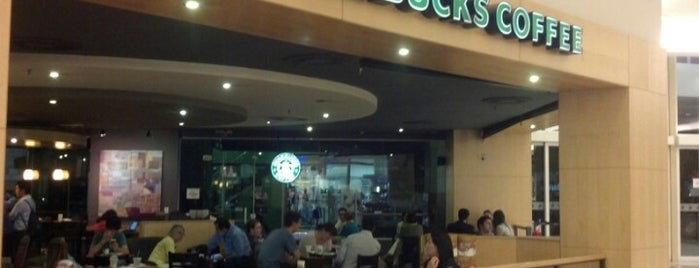 Starbucks is one of Fast Food & Restaurants SP.