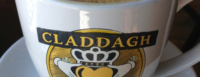 Claddagh Coffee is one of Out-of-Towners' Guide to St. Paul - 2015.