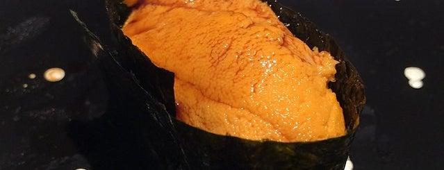 Sushi Nakazawa is one of I Want Somewhere: Restaurants & Bars.