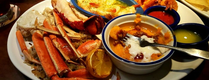 Red Lobster is one of Eateries Bon Apetit!.