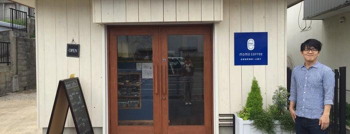 momo coffee is one of 大人が行きたいうまい店2 福岡.