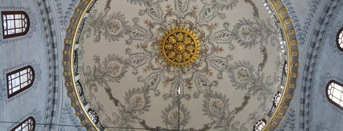Nusretiye Camii is one of gezilen beğenilen mekânlar.