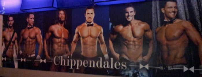 Chippendales Theatre at The Rio Vegas is one of Total Rewards Entertainment.