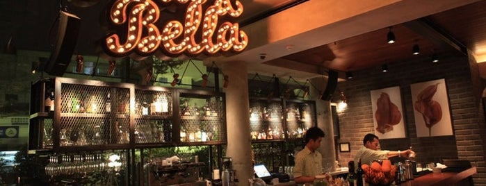 Ocha & Bella is one of Destination in Jakarta..