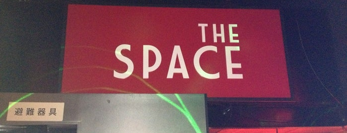 THE SPACE is one of Clubs & Music Spots venues in Tokyo, Japan.