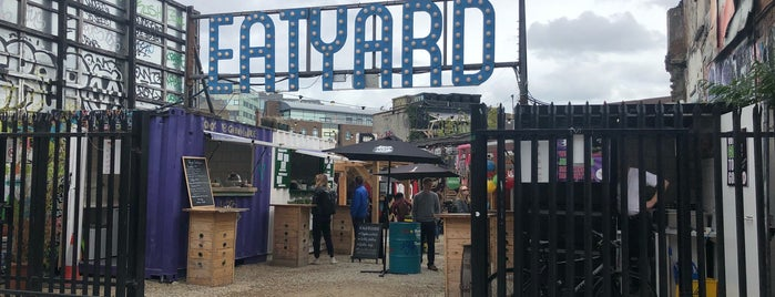 Eat Yard is one of Dublin.