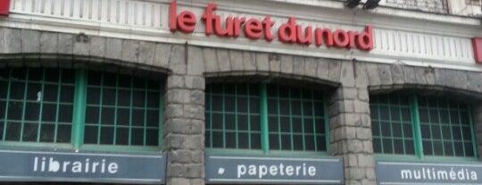 Le Furet du Nord is one of Brussels & Belgium.