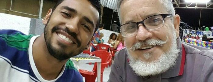 G.R.E.S. Acadêmicos do Cubango is one of Escolas de Samba do Rio de Janeiro.
