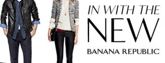 Banana Republic is one of Newport: Favorite Places.