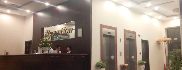Camellia Hotel is one of Huế.