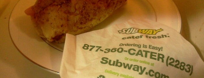 SUBWAY is one of Must-visit Food in Austin.